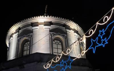 Cerrando la navidad en lucena. 2013