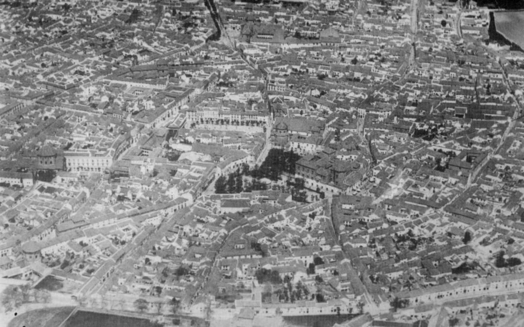 Vista aérea 1928