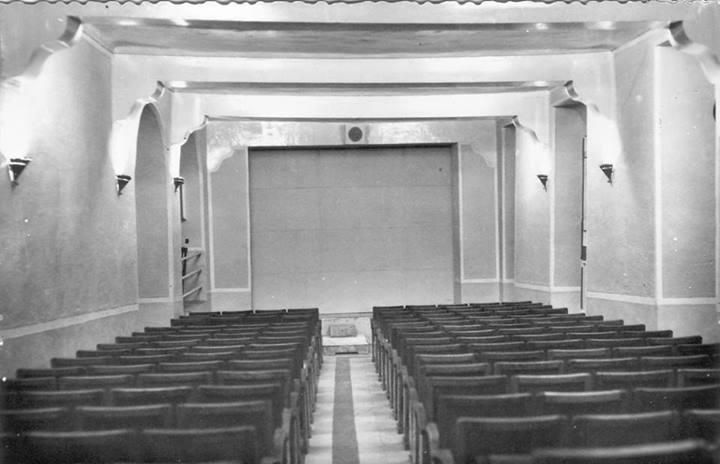 Salón de actos Maristas