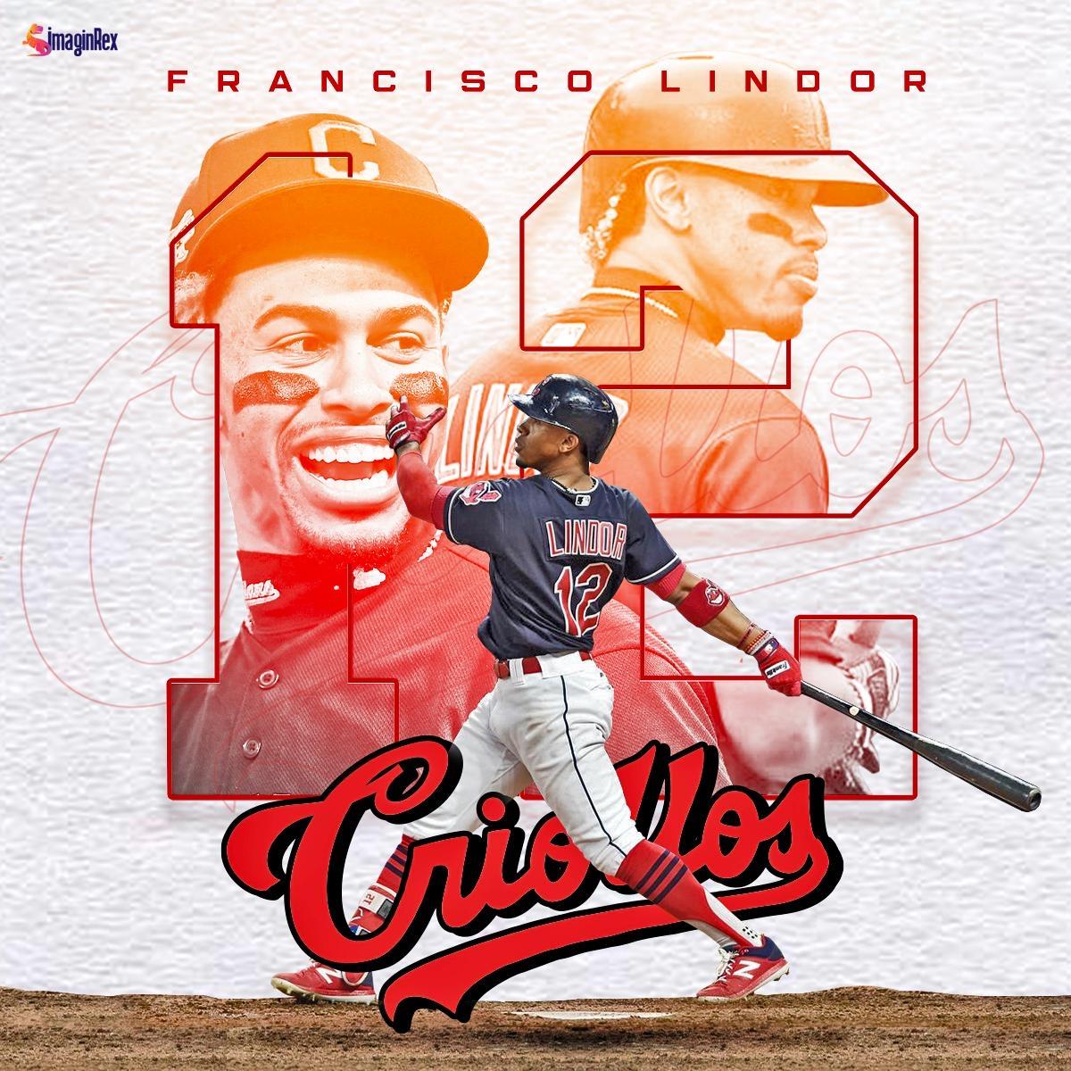 Francisco Lindor firma contrato con los Criollos