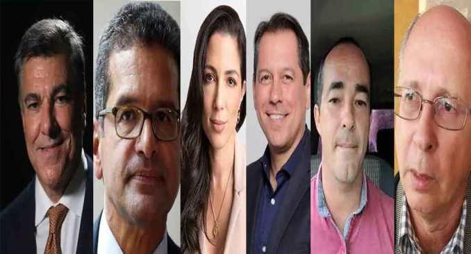 ENCUESTA: ¿Por quién votarás para la gobernación en noviembre?