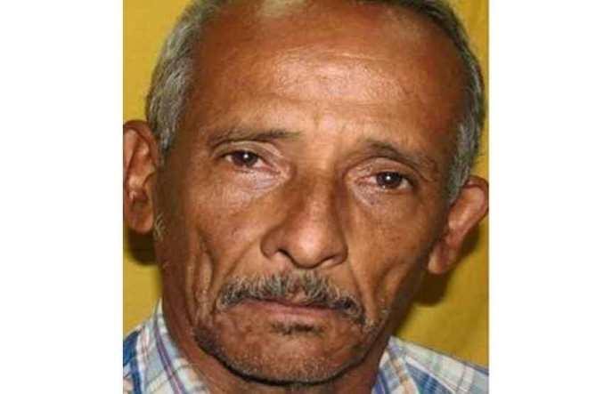 Desaparece hombre de 71 años