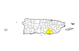 Continúa una mínima parte de Puerto Rico bajo condiciones de sequía