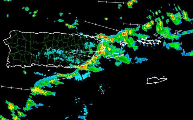 Emiten alerta de vientos fuertes para más de 15 municipios