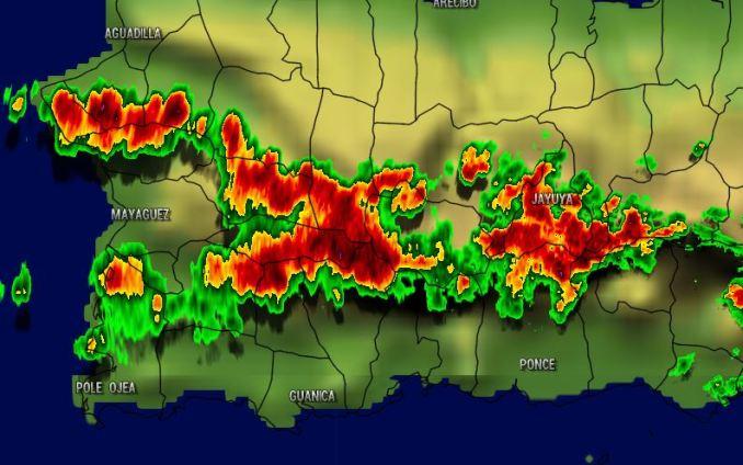 Emiten alertas de inundaciones para 7 municipios