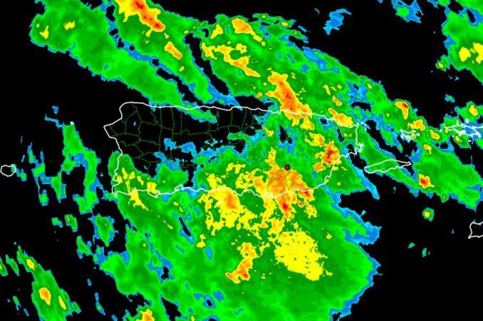 16 municipios están bajo alertas de inundaciones