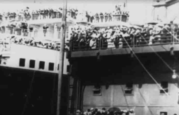 Nuevas imágenes de los restos del Titanic   Captura de pantalla: @ReutersLatam