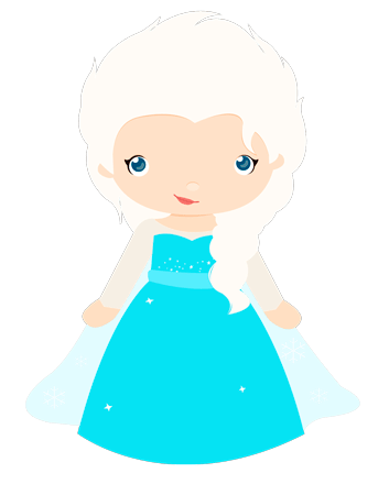 Elsa Frozen Bebe Cute