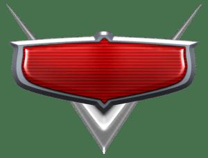 Logo Cars Disney para editar