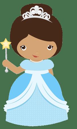 Princesa Tiana Cute bebe