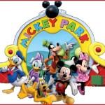 Marcos para fotos de la Casa de Mickey Mouse