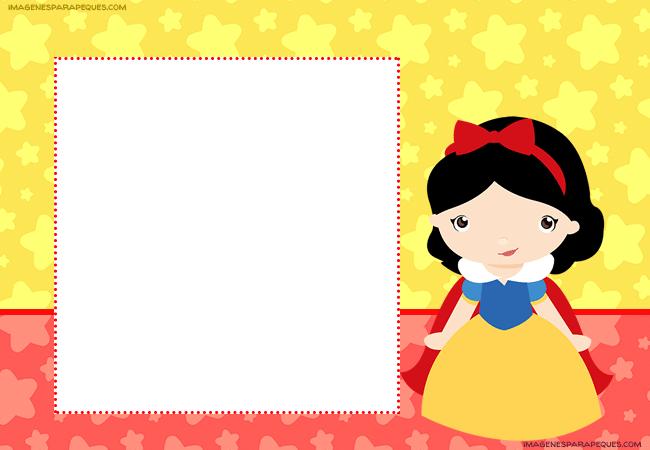 snow white frames images