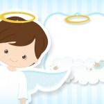 Marcos e imágenes de ángeles bebés