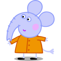 Imágenes de personajes amigos de Peppa Pig