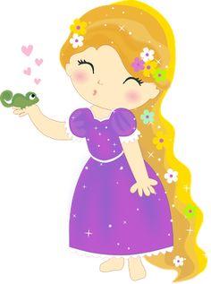 Imágenes de Princesas bebés
