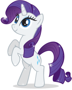 Rarity My Little Pony