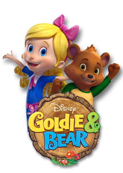 Goldie y Osito Disney