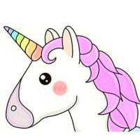 Imágenes y marcos con Unicornios