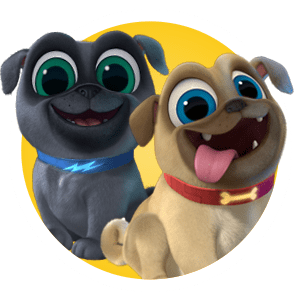 Clipart Puppy Dog Pals