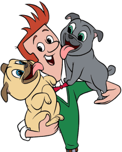Puppy dog pals clipart png