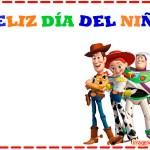 Imagenes Tarjetas Feliz Dia del Nino