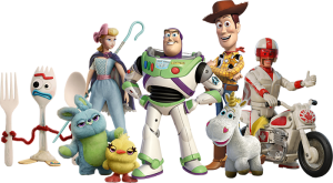 toy story 4 characters - toy story 4 images png