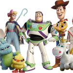 Imagenes Toy Story 4 personajes