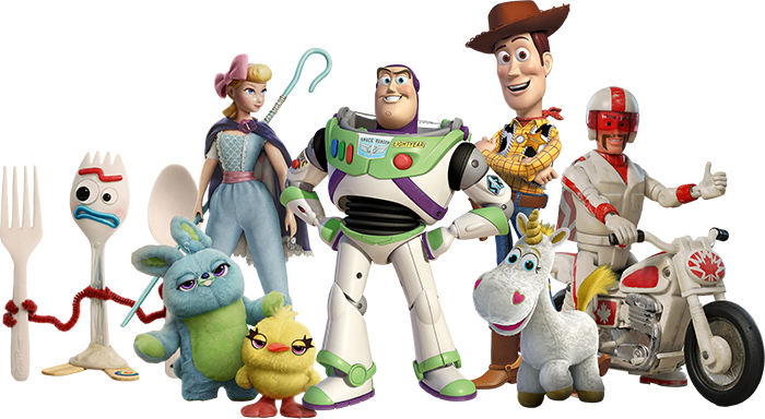 Imagenes Toy Story 4 Personajes Imágenes Para Peques