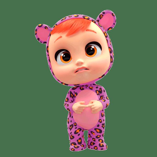 Lea-Pink Nombres de los bebes llorones