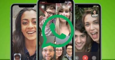 WhatsApp ahora permite hacer videollamadas de hasta 8 participantes
