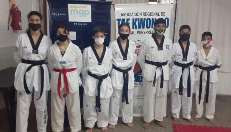 Club Kimberley: vinculaciones Taekwondo – PROVIDE