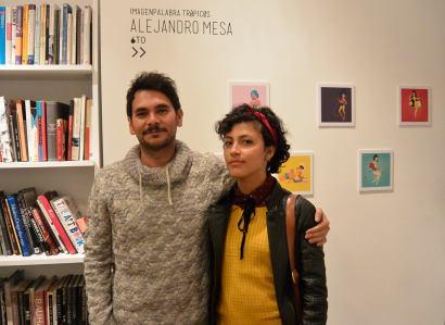 Alejando y Paola Escobar