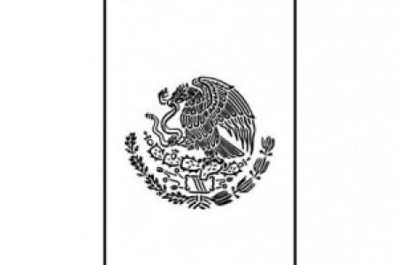 Results for Bandera De Mexico Para Colorear Con Escudo