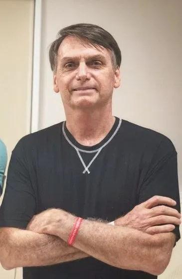 O candidato à Presidência da República, Jair Bolsonaro se recupera do atentado
