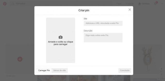 como-usar-o-pinterest-carregar-pin pinterest - como usar o pinterest carregar pin 1024x501 - Pinterest: Como Usar? O que é? Um Guia Para Você Ter um Perfil Matador na Plataforma