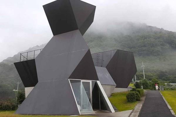 Arquitetura japonesa: Toyo Ito Museum of Architecture