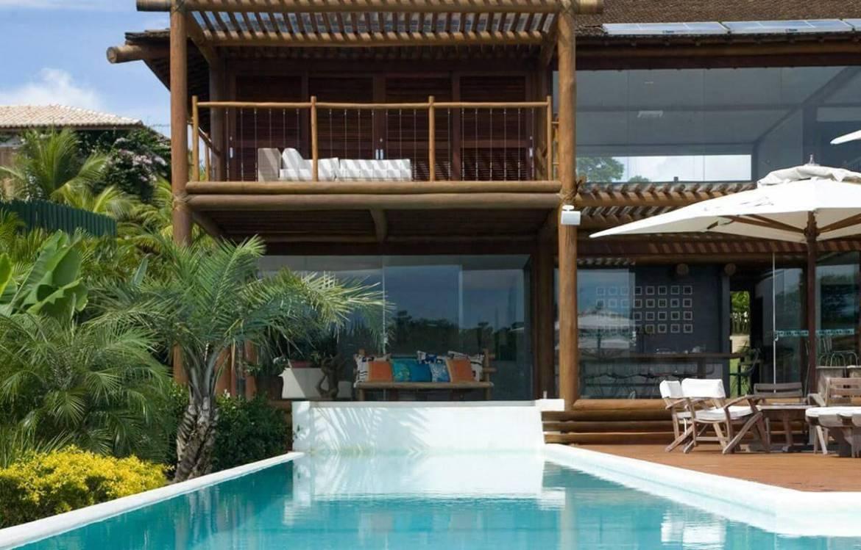 casas de campo piscina sq arquitetos associados 65562