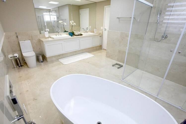 marmore banheiro revestido belissa corral 20730