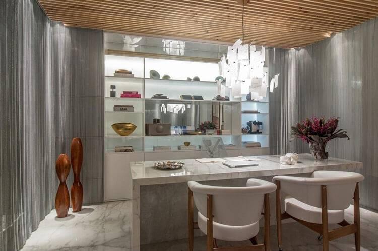 marmore sala de jantar com bancada camilacasotti 23856