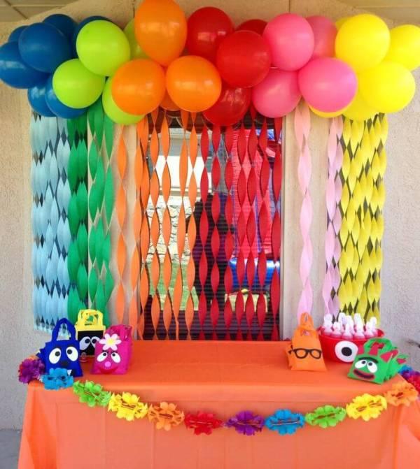 50 Ideias de Decoração de Festa Infantil: Dicas Incríveis ...