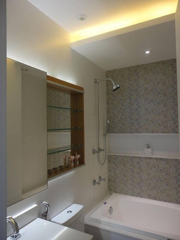 espelho para banheiro espelheira com prateleira maria helena torres 101057