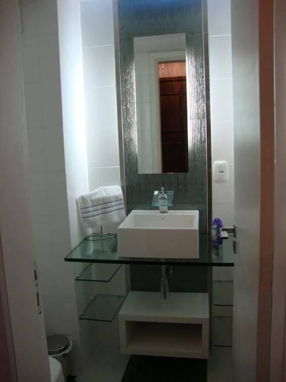 espelho para banheiro estreito juliana litwinski 61229