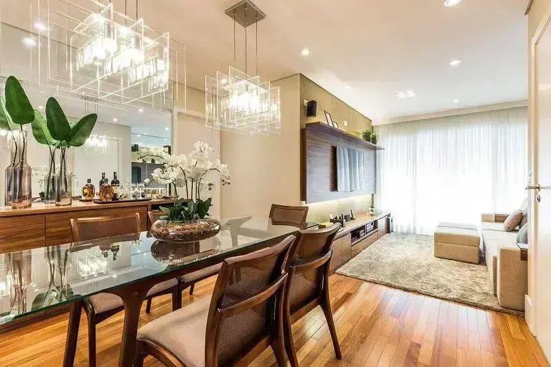 Economizar na Decoração sala-de-jantar byarquitetura-36052