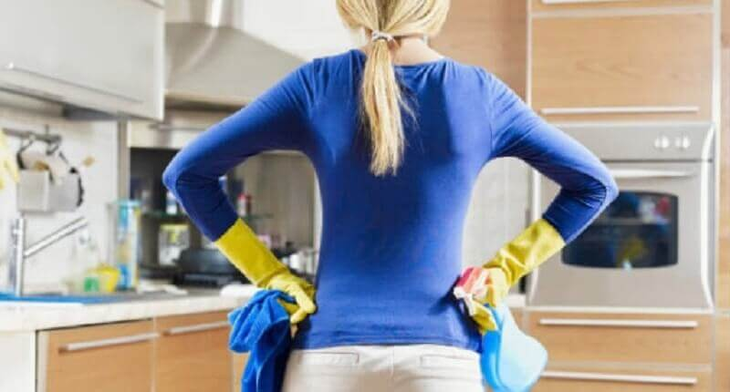 como organizar a cozinha