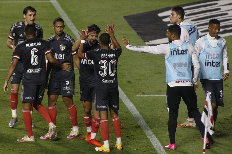 Tricolor Paulista chegou ao G4 após vitória contra o Goiás, na rodada passada