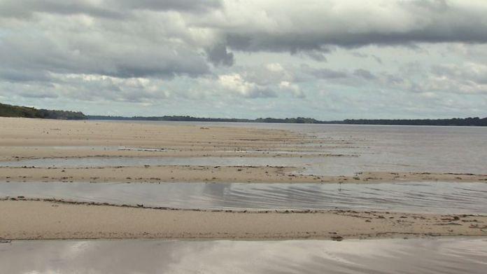 Na seca, as praias atraem os turistas