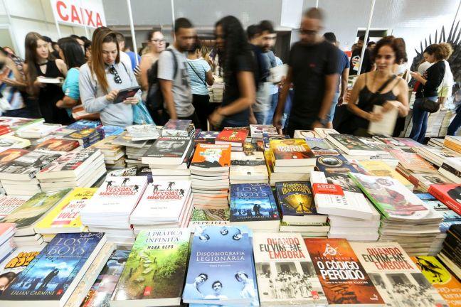 A 4ª Bienal Brasil do Livro e da Leitura começa neste sábado (18) e vai até 26 de agosto, no Centro de Convenções Ulysses Guimarães, em Brasília.