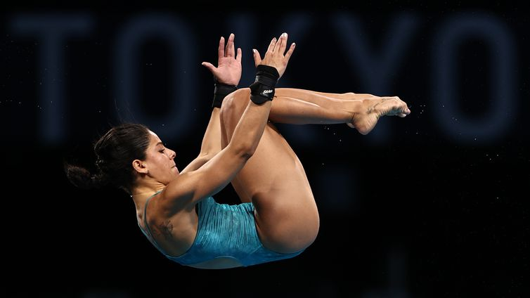 Ingrid Oliveira - Preliminares plataforma  10m
