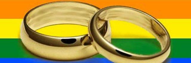 Resultado de imagem para casamentos gay aliança