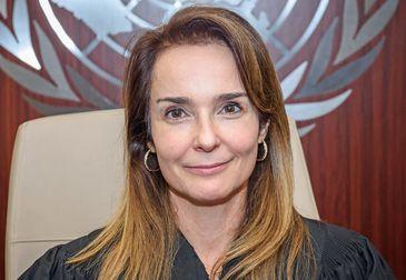UN Tribunal Judges,Martha Halfeld Furtado de Mendonça Schmidt